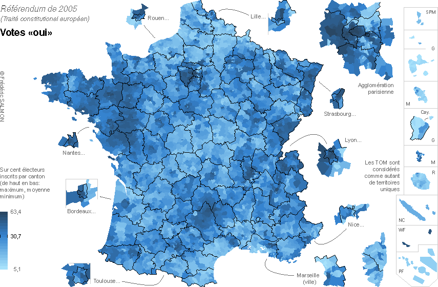 Map Of France Showing Lille.Mapping French Elections Exploring French Elections Through Maps